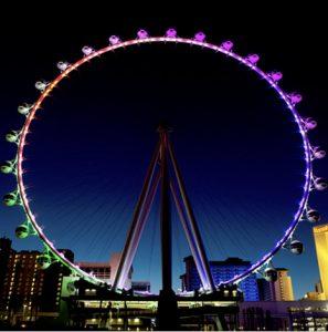 High Roller Wheel Full Story